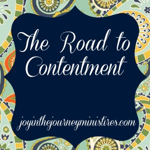 the road to contentment